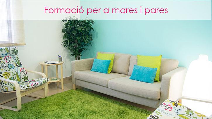 Angels Martí, formació per a mares i pares