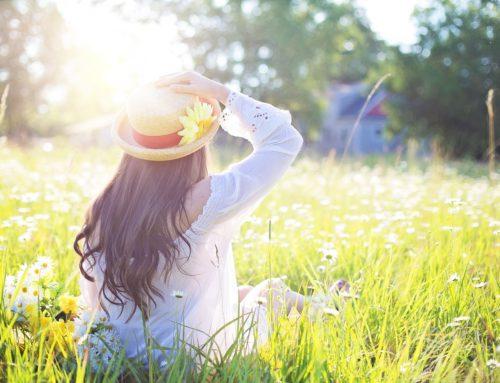 3 propòsits per reconciliar-te amb la teva vida i la teva maternitat