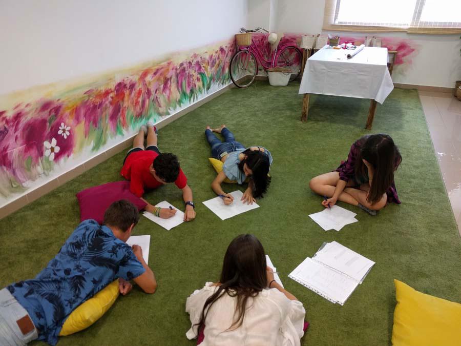 Angels Martí, formació per a adolescents