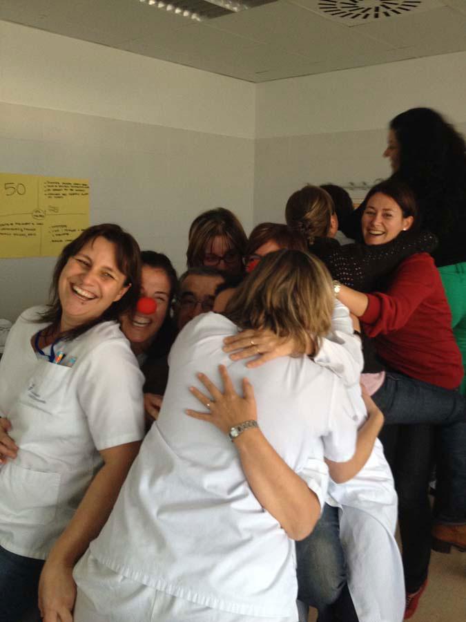 Àngels Martí, taller de Gestió Emocional